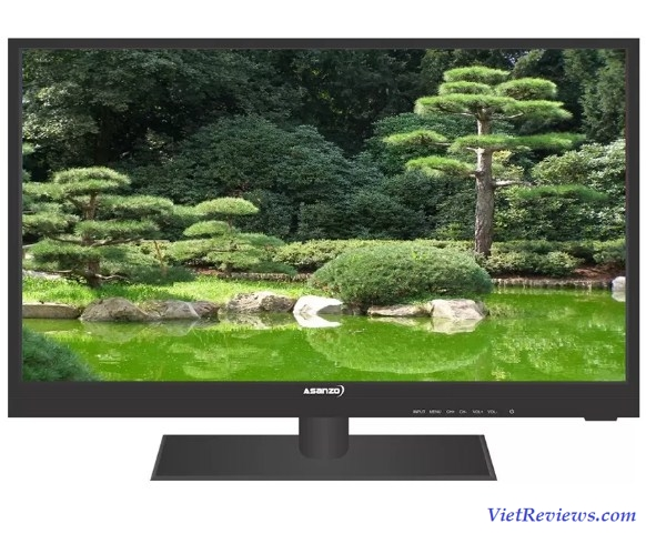 Tivi LED Asanzo 29 inch HD – Model 29S450 (Đen)