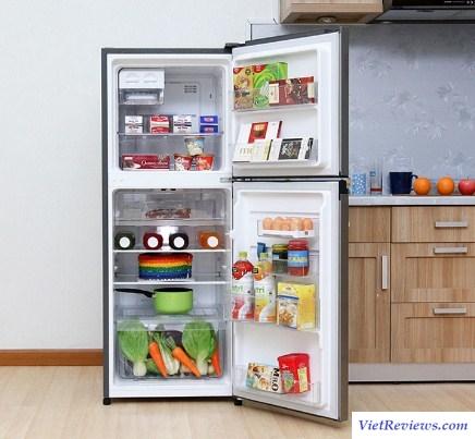 Tủ Lạnh Electrolux ETB2102MG (210L)