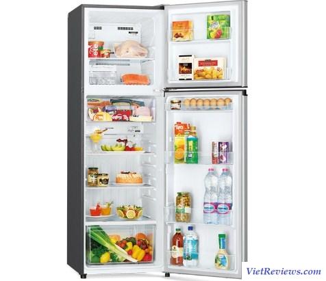 Tủ lạnh Mitsubishi MR-FV32EJ-PS-V 275L
