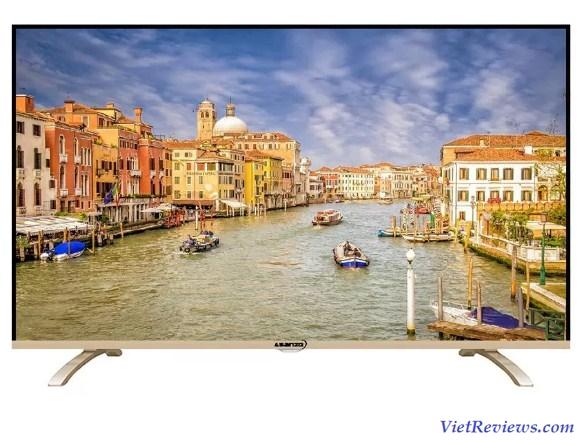 Tivi LED Asanzo 40 inch Full HD – Model 40T660 (Đen)