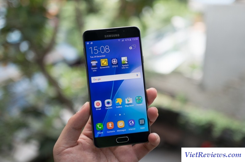 có nên mua Samsung Galaxy A7 2016