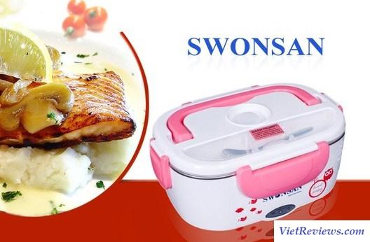 Hộp ủ cơm Swonsan SWL-1004KV