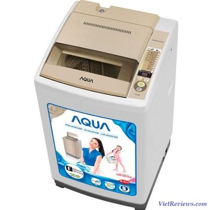 Máy giặt cửa trên Aqua AQW-S70KT 7KG