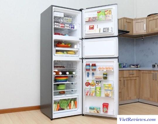 Tủ Lạnh Inverter Electrolux EME2600MG – 283L