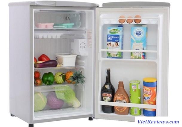 Tủ lạnh Aqua AQR-95AR SS 90 Lít