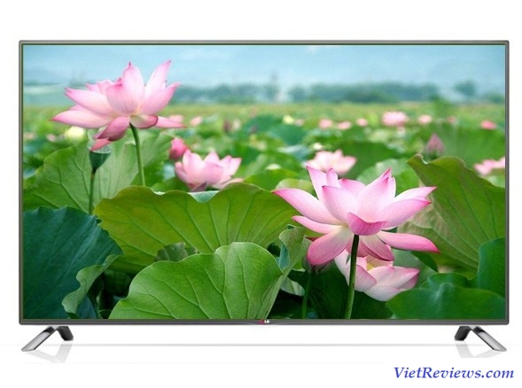 Tivi LED LG 42 inch 42LF550T Full HD (Đen)