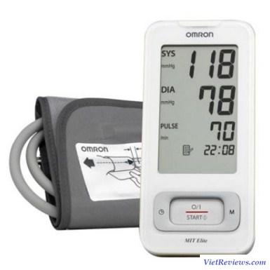 Máy đo huyết áp tự động cho phụ nữ có thai Omron HEM-7300