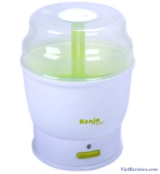 Máy Tiệt Trùng Bình Sữa Siêu Tốc Kenjo KJ-01X