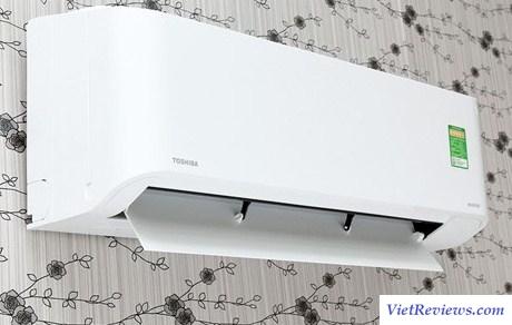 Máy lạnh Toshiba Inverter 1.5 HP RAS-H13BKCV-V (Trắng)