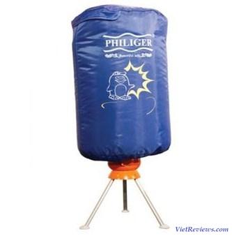Máy sấy quần áo Philiger S-CD-7180 (Xanh dương)