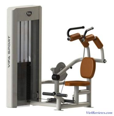 Máy tập cơ bụng Vifa Sport VIF631301