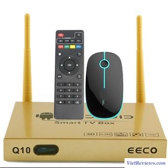 Android TV Box Smart Box EECO Q10