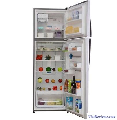 Tủ Lạnh Electrolux ETB3500PE-RVN 350L (Trắng)