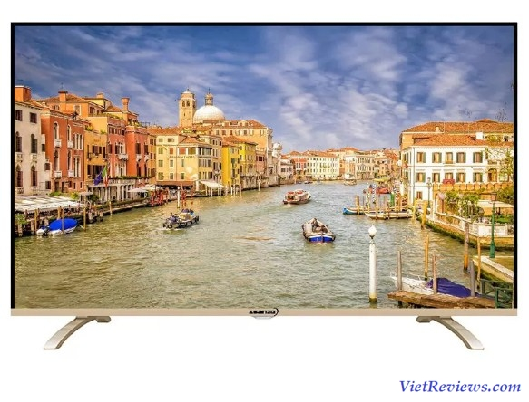 Tivi LED Asanzo 40 inch Full HD – Model 40T660 (Đen)