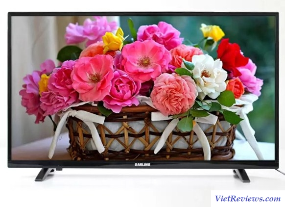 Tivi LED Darling 40inch Full HD – Model 40HD955T2 (Đen)