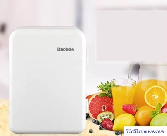 tủ lạnh đựng mỹ phẩm Baolide