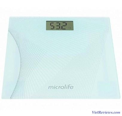 Cân sức khỏe điện tử Microlife