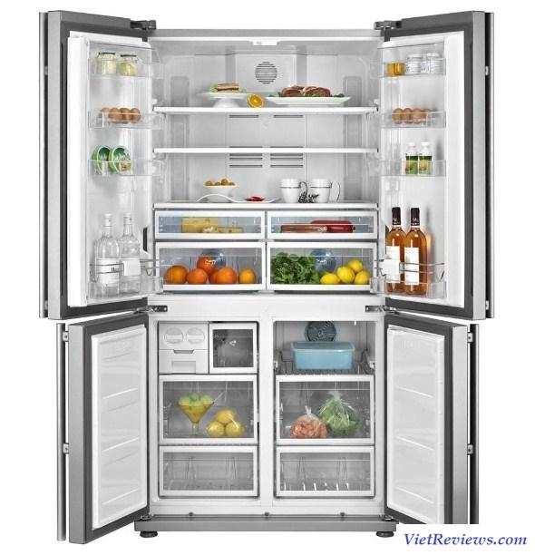 Nên mua tủ lạnh mấy cánh
