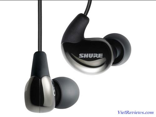 Tai nghe Shure