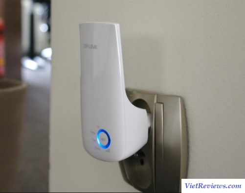 Bộ kích sóng Wifi TP-Link TL-WA850RE 300Mbps