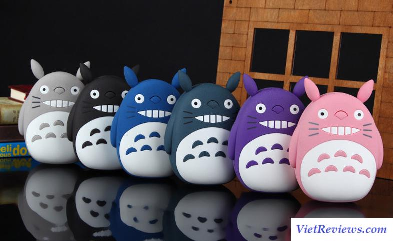 sạc dự phòng Totoro