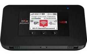 Bộ phát Wifi di động Netgear Aircard 791L