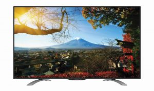 Android TV Sharp 50 Inch Full HD - Model LC-50LE580X-BK